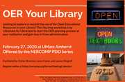 OER Your Library logo