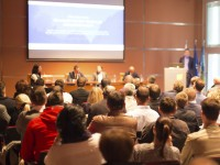 Image of panel session at conference