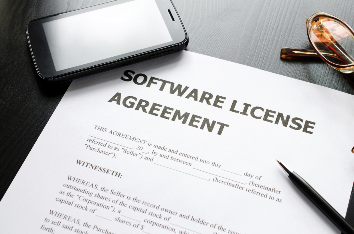Vendor Licensing agreement image