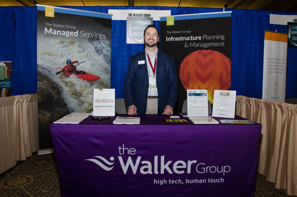 The Walker Group Booth Image
