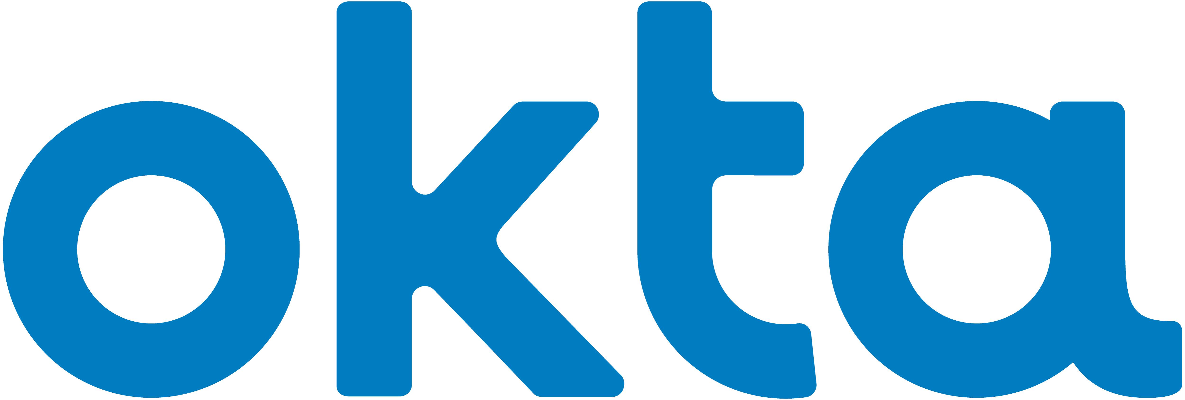 the word Okta